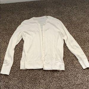 Ivory cardigan